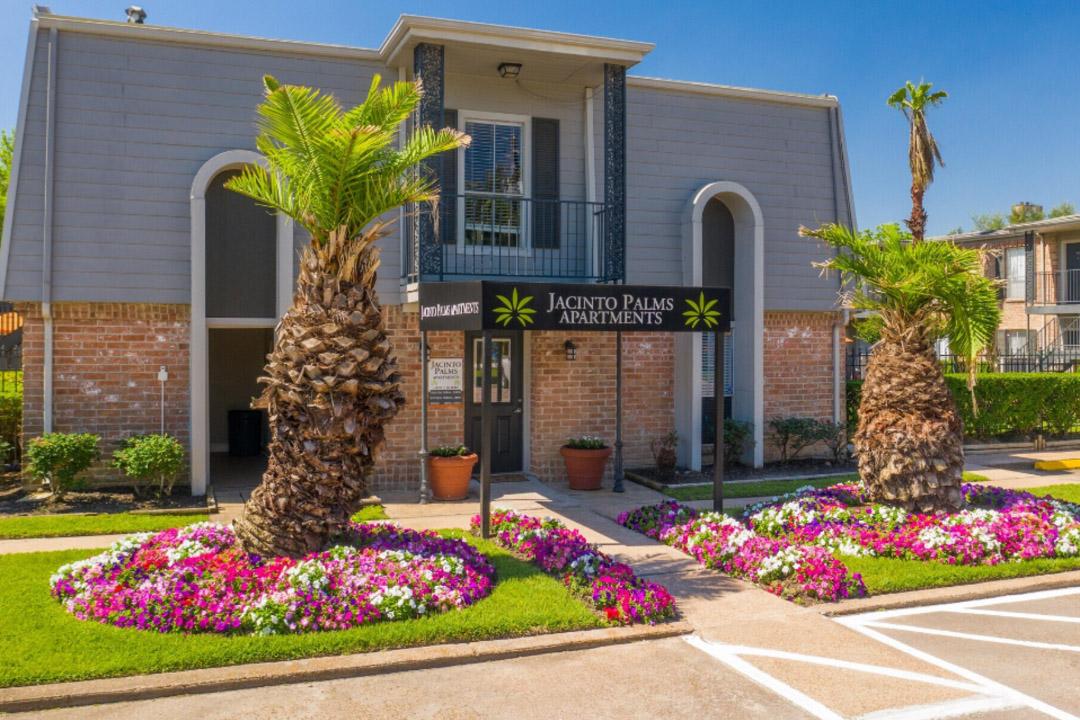 Jacinto Palms Apartment Exterior