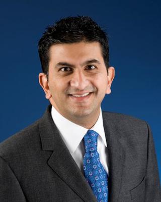 Abe Bhimani Headshot